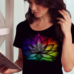 Mystical Lotus OM Shirt