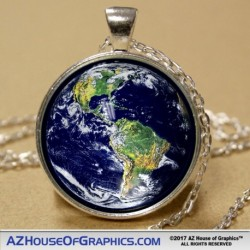 Earth Pendant