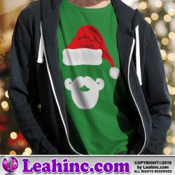 Santa Face Christmas Shirt