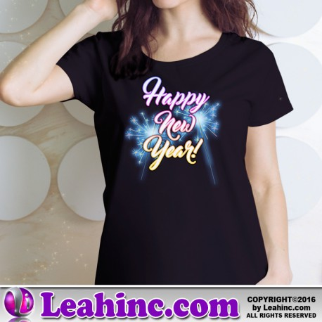 New Year's Eve Sparklers T-Shirt