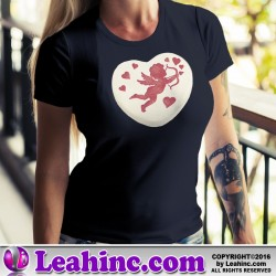 Candy Heart Cupid Valentine's Day T-Shirt