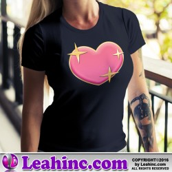 Emoji Heart Valentine's Day T-Shirt