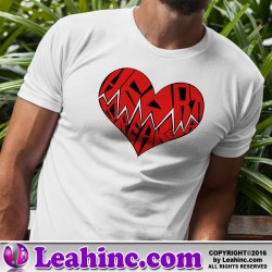 """Heartbreaker"" Valentine's Day T-Shirt"