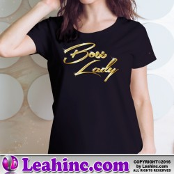 """Boss Lady"" Shirt"